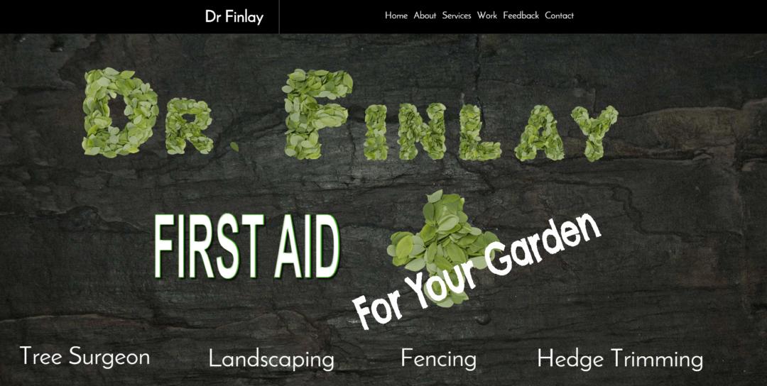 web design paisley - client site 4