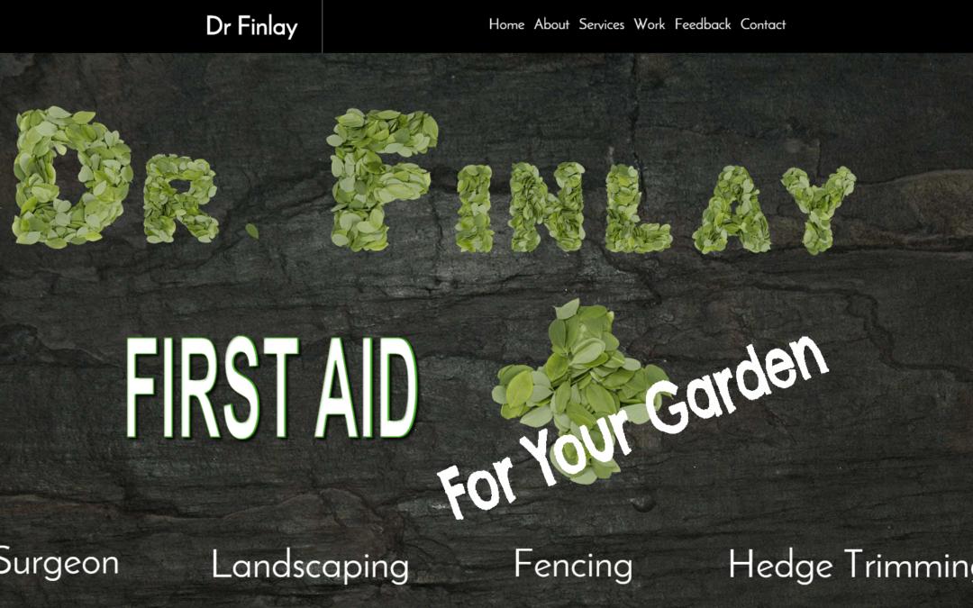 Dr Finlay Tree Surgeon